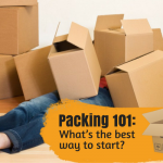 Packing 101 What's the best way to start