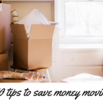 10 tips to save money moving house
